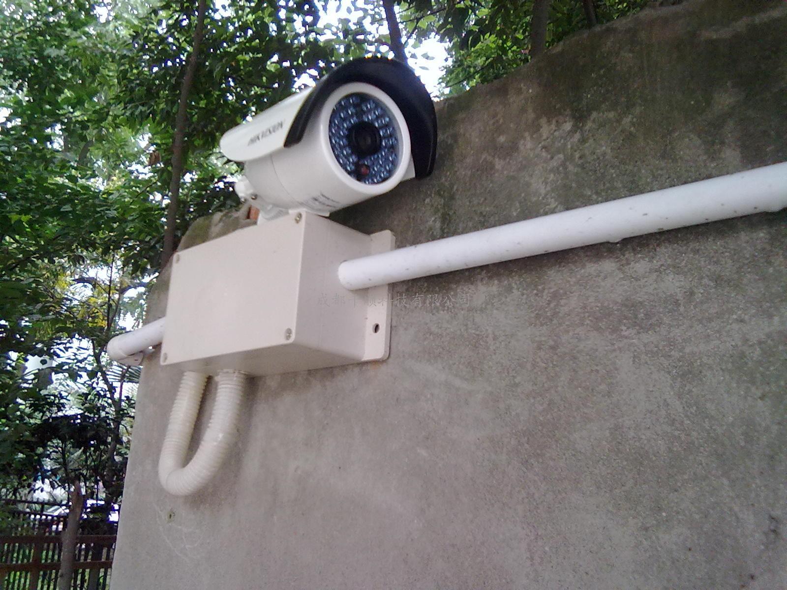 监控摄像头(防水电源盒)
